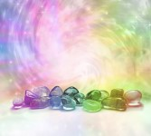 Your chakras, power centers.